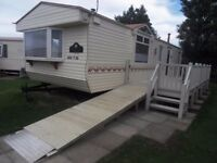 VERIFIED OWNER *OCT £25 P/N* CLOSE 2 FANTASY ISLAND 6 BERTH CARAVAN RENT/LET/HIRE in INGOLDMELLS