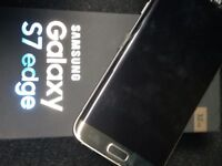 S7 Edge Samsung Galaxy Gold 32GB unlocked