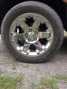 275/55r20 on 6 spoke Laramie rims