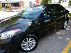 2013 Mazda 3 Manual SkyActiv **21,000km**