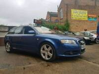 2005 Audi A4 S Line Estate 2.0 TDI - Automatic - 3 Months Warranty