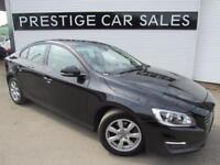 VOLVO S60 2.0 D4 BUSINESS EDITION 4d 161 BHP (black) 2013