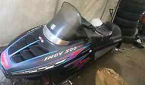 1996 Polaris Indy 500