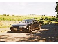 Nissan S14 Silvia SR20DE NA BIG SPEC 6spd / Modified Hubs & more, similar to 200SX / Skyline / E36