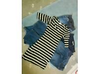 Maternity jeans/dress 10/12