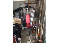 Multi gym , weight bench for sale