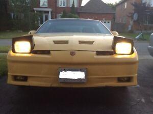 1989 Pontiac Trans Am GTA Coupe (2 door)