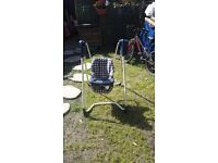 Battery operated baby indoor swing / rocker - CAN BE DELIVERED