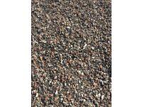 10mm drainage gravel (pea gravel)