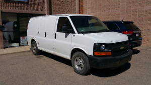 2007 Chevy van 1500 express