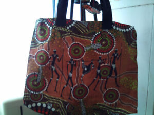 Large Tote Bag - Handcrafted in Australia  - NEW!
