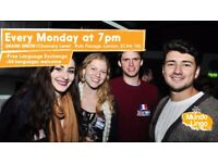 Mundo Lingo: FREE language social in Chancery Lane