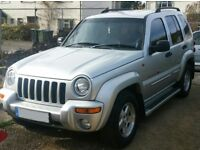 Jeep Liberty 2.8 Crd diesel automatic