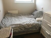 Double Bed Divan and Mattress