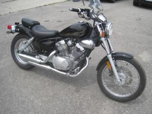 Preowned 2012 Yamaha V Star 250 Clean + Serviced + Certified