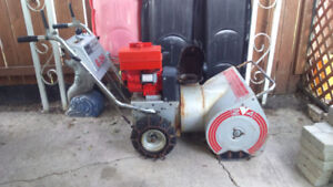 Snowblower Craftsman 6/24