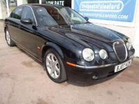 Jaguar S-TYPE 3.0 V6 auto XS 41k F/S/H Low mileage P/X
