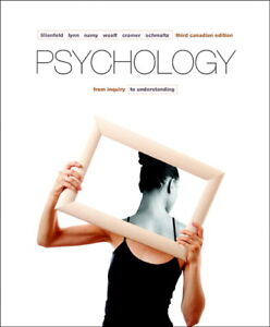 Psychology– From Inquiry to understanding(3rd edition)
