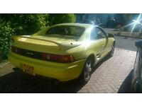 Toyota MR2, low mileage and well maintained