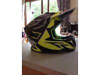 Airoh motor cross helmet