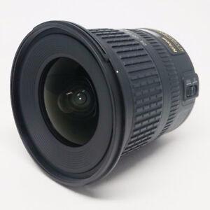 Nikon AF-S 10-24mm DX F3.5-4.5 G ED & B+W UV Pro Filter