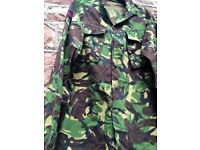 Army combat light weight jacket