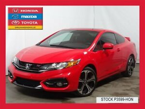 2014 Honda Civic Si+NAVIGATION+TOIT+BLUETOOTH