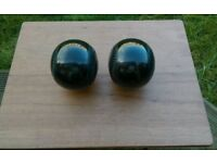 Taylor Grippa bowls 2.8 high density in black, very good condition