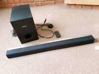 Phillips Soundbar home cinema speaker