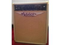 Ashdown Essex blonde 8w hand wired boutique amp