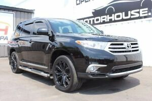 2013 Toyota Highlander V6 Limited LEATHER, SUNROOF!!