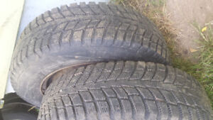 Used Techno Tires