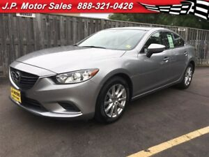 2015 Mazda MAZDA6 GX, Automatic, Navigation, Heated Seats