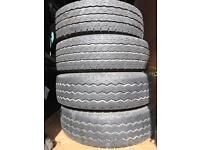 Ford transit mk7 wheels tyres and trims