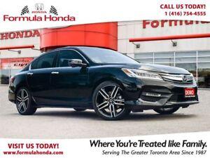 2017 Honda Accord Sedan TOURING | TOP OF LINE | DEMO!