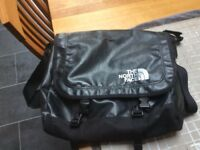 North Face satchel 350x425 approx will take a laptop used waterproof