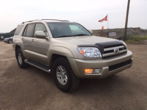 2003 Toyota 4Runner Limited SUV -WARRANTY INCLUDED! CALL NOW!