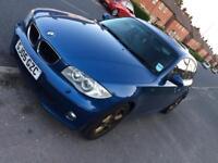 BMW 120D swap Smart Roadster Only