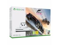 ***Brand New Sealed Xbox One S 4K HDR 500GB + Forza Horizon 3 + 1 Year Warranty + Receipt!***