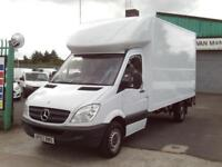 Mercedes-Benz Sprinter 313 cdi 13ft Luton 130ps Tail Lift DIESEL MANUAL (2013)