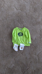 0-2 month baby clothes