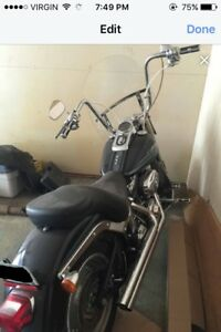 2009 Fat Boy Harley-Davidson Motorcycle Lloydminster