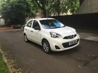 2016 NISSAN MICRA VIBE 5DR 1.2 PETROL **DRIVES LIKE NEW + CHEAP TO INSURE AND TAX + BARGAIN**
