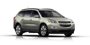 2012 Chevrolet Traverse AWD/Leather/Sunroof