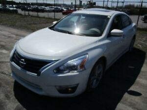 2013 Nissan Altima 2.5 SL CRUISE CONTROL! HEATED SEATS! LEATH...