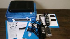 Shaw HD box (2) and HD PVR (1) bundle