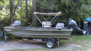 Boat package paid $5598 asking $3600