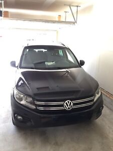 2016 Volkswagen Tiguan 8300km only back up camera