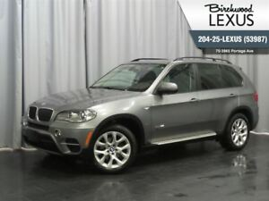 2013 BMW X5 35i w. Navigation *Accident Free*
