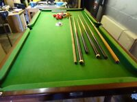 6 ft Snooker Table